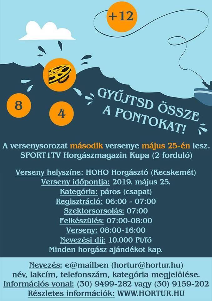 Hohótó-Horgászverseny