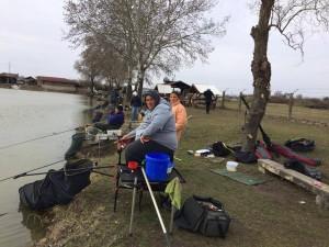 2017.03.11 (Páros horgászverseny - Kecskemét, Ho-Hó Tó)